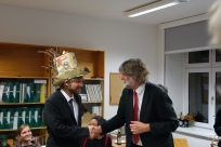 The doctoral hat of Tharandt