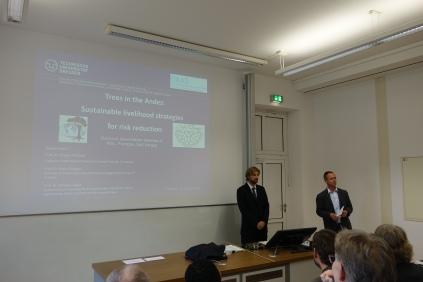 Doctoral Defense of Mr Francois Jost