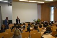 Prof Erler and Dr Lindner of CIPSEM