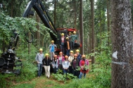 Excursion to the Forest