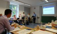 Workshop in Tharandt: