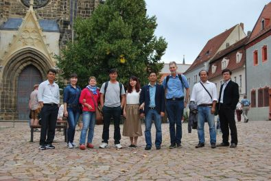 and an excursion to Meißen.