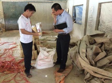 Chopsticks production, Thanh Hoa Province