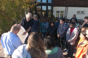 Guided Tour in Grillenburg