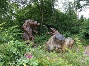 Sculptures of animals (©Institute)